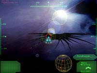 Сриншот из игры BABYLON 5 : I'VE FOUND HER
